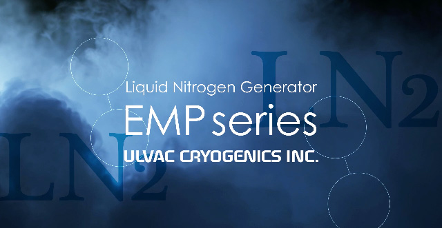 Liquid Nitrogen Generators | ULVAC CRYOGENICS INC